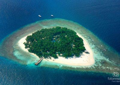 Inseln und Riffe der Malediven